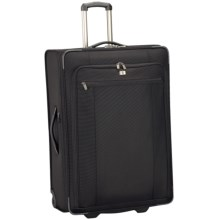 "Victorinox Swiss Army Mobilizer NXT 5.0 Expandable Rolling Suitcase - 27"" in Black - Closeouts"