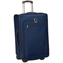 "Victorinox Swiss Army Mobilizer NXT 5.0 Expandable Rolling Suitcase - 27"" in Navy - Closeouts"