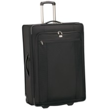 "Victorinox Swiss Army Mobilizer NXT 5.0 Expandable Rolling Suitcase - 30"" in Black - Closeouts"