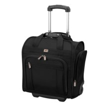 Victorinox Swiss Army Mobilizer NXT 5.0 Rolling Eurotote Boarding Tote Bag - Carry-On in Black - Closeouts