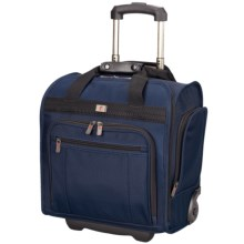 Victorinox Swiss Army Mobilizer NXT 5.0 Rolling Eurotote Boarding Tote Bag - Carry-On in Navy - Closeouts
