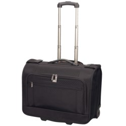 Victorinox Swiss Army Mobilizer NXT 5.0 Sentinel Rolling Garment Bag in Black