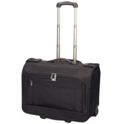 Victorinox Swiss Army Mobilizer NXT 5.0 Sentinel Rolling Garment Bag in Black