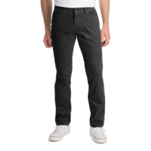 Victorinox Swiss Army Stretch Corduroy Pants (For Men) in Black - Closeouts