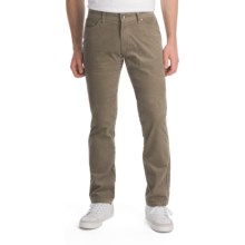 Victorinox Swiss Army Stretch Corduroy Pants (For Men) in Pewter - Closeouts