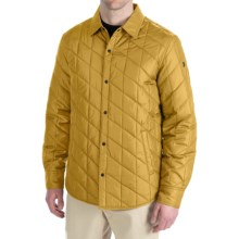 Victorinox Swiss Army Valias Shirt Jacket - Lightweight, Insulated (For Men) in Canyon Yellow - Closeouts