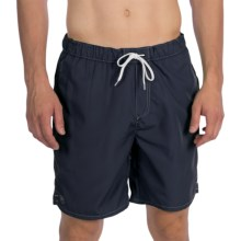 Victorinox Swiss Army Wave Swim Trunks (For Men) in Navy - Closeouts