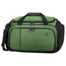 Victorinox Swiss Army Werks Traveler 4.0 Large Cargo Duffel Bag - Carry-On in Emerald - Closeouts