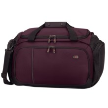 Victorinox Swiss Army Werks Traveler 4.0 Large Cargo Duffel Bag - Carry-On in Purple - Closeouts