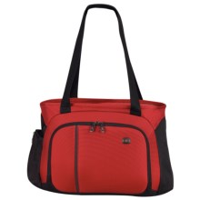 Victorinox Swiss Army Werks Traveler 4.0 Shopping Tote Bag in Red - Closeouts