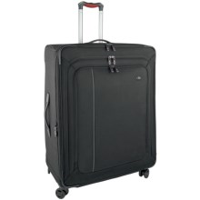 "Victorinox Swiss Army Werks Traveler 4.0 Suitcase - 30"" Dual Caster in Black - Closeouts"