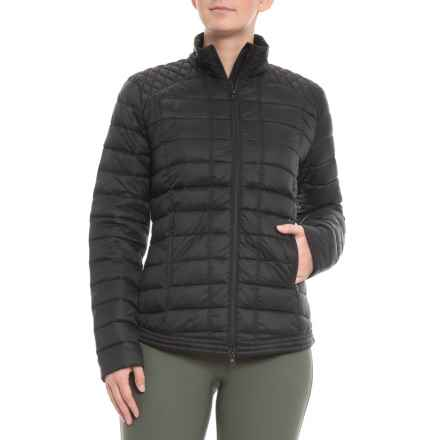 Chalet Down Jacket - Insulated (For Women) in Black - Closeouts