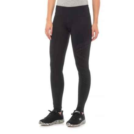 Drill Leggings (For Women) in Black - Closeouts