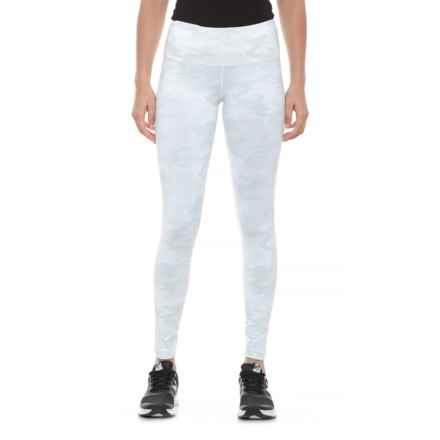 High-Waist Core Leggings (For Women) in Light Grey Camo