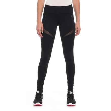Moto Leggings (For Women) in Black - Closeouts