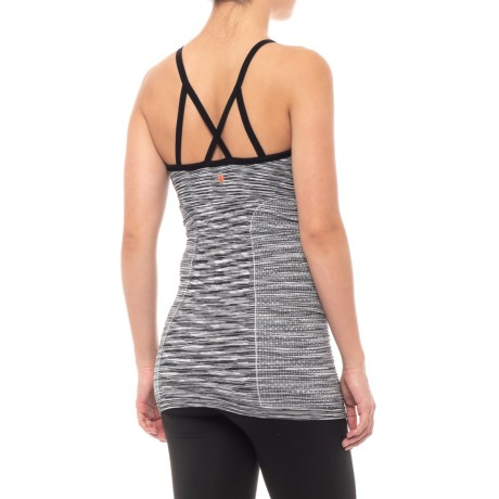 7903b03e75a87 VIMMIA Vinyasa Tank Top - Built-In Bra (For Women) in Black