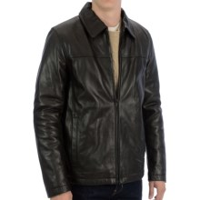 Vince Camuto Classic Bomber Jacket - Slim Fit, Insulated (For Men) in Black - Closeouts