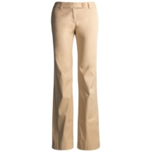 Vineyard Vines Dayboat Twill Pants - Stretch (For Women) in Camel - Closeouts