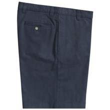 Vintage 1946 Cotton-TENCEL® Shorts (For Men) in Navy - Closeouts