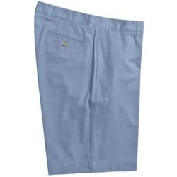 Vintage 1946 Cotton Twill Shorts (For Men) in Sunshine