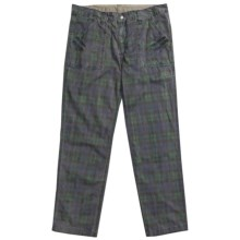 Vintage 1946 Croix Pants - Reversible (For Men) in Blackwatch/Taupe - Closeouts