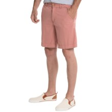 "Vintage 1946 FF9 Canvas Shorts - 8.5"" (For Men) in Charleston Brick - Closeouts"