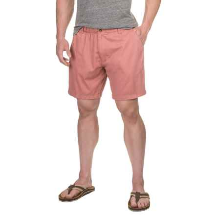 "Vintage 1946 Snappers Pull-On Shorts - 7"" (For Men) in Charleston Brick - Closeouts"