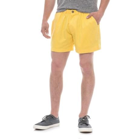 Vintage 1946 Snappers Shorts - Cotton, Elastic Waist (For Men)