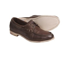 Vintage Hampton Shoes - Leather (For Men) in Chocolate Harness - Closeouts