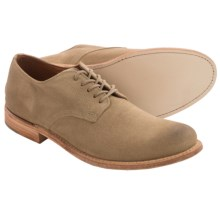 Vintage Shoe Company Rockwell Suede Shoes (For Men) in Dirty Buck Suede - Closeouts