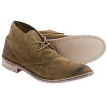 Vintage Shoe Company Sherwood Chukka Boots - Leather (For Men) in Tan Suede - Closeouts