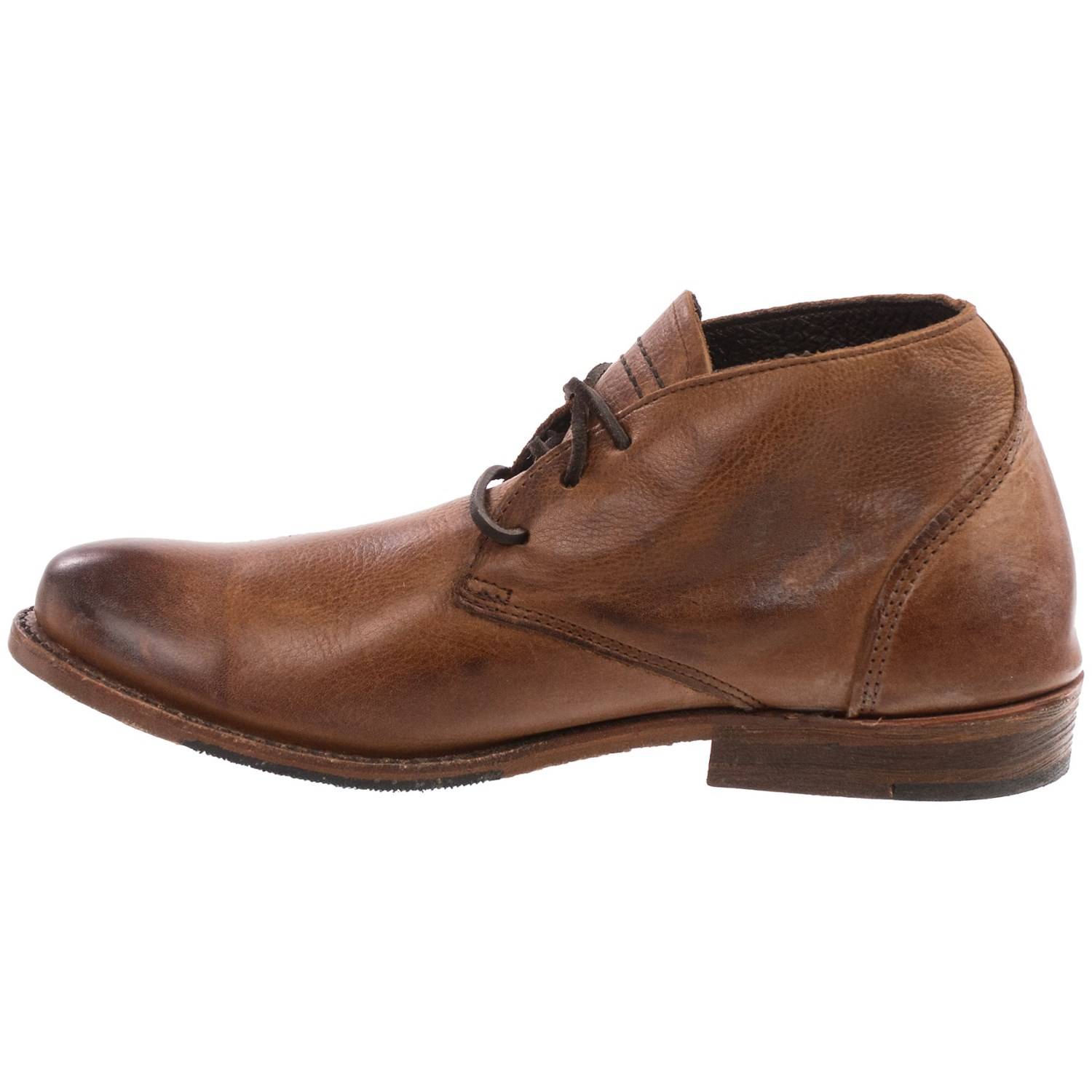 vintage shoe company vaughn leather chukka boots for