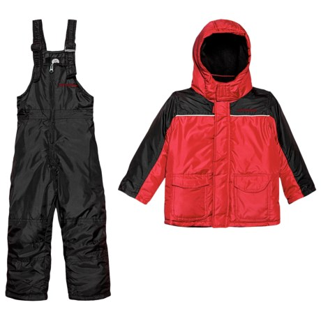 Vintage Snowsuit Set - 2-Piece, Insulated (For Toddler Boys) photo