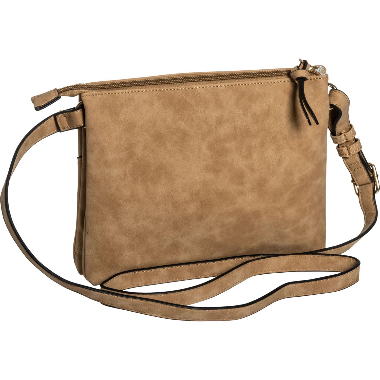 38fcf1d4b Violet Ray Leanne Crossbody Bag - Vegan Leather (For Women)