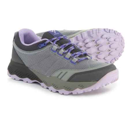 Vionic Mckinley Hiking Shoes (For Women) in Grey Lavendar - Closeouts