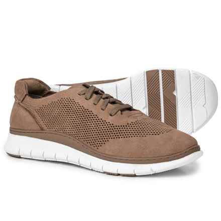 Vionic Orthaheel Technology Joey Casual Sneakers - Nubuck (For Women) in Taupe