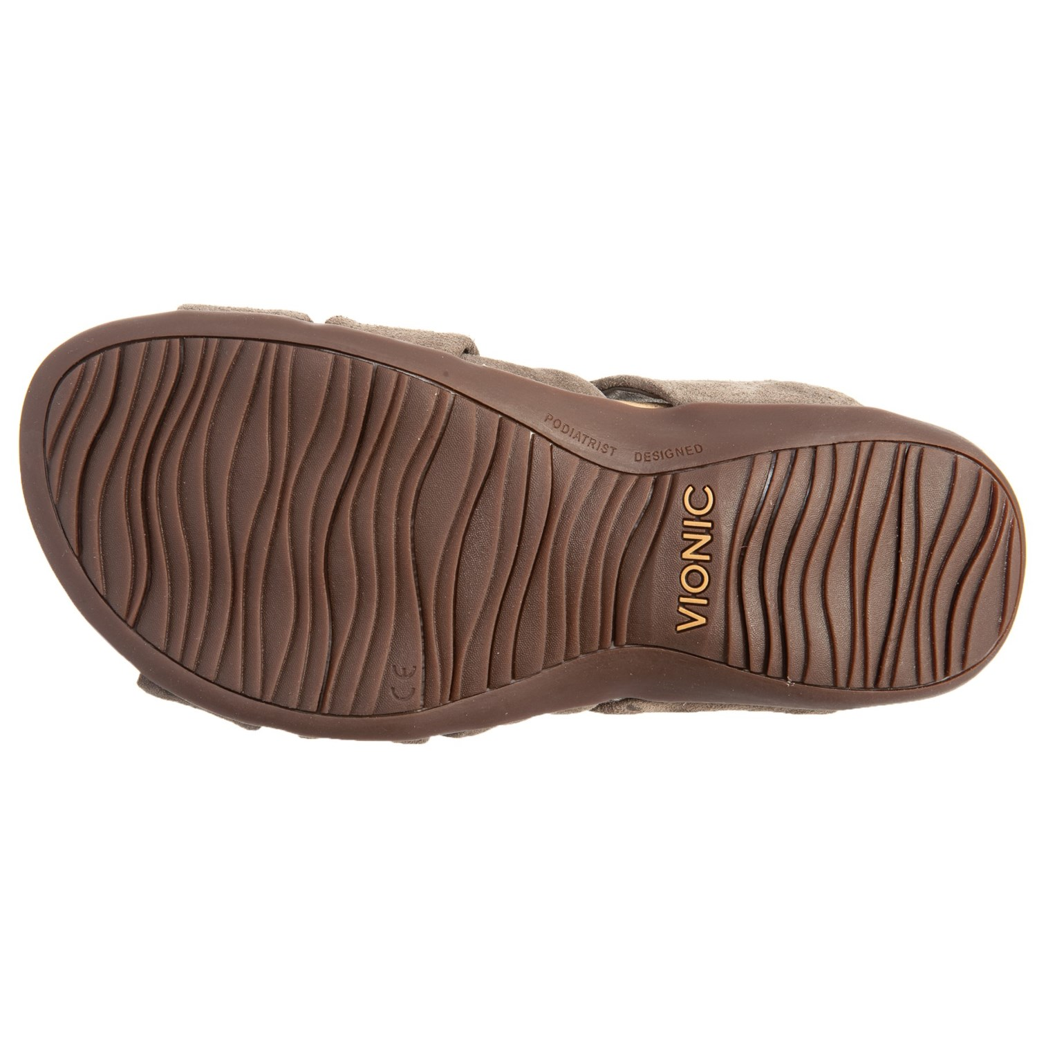 dcc7b69c17e0 Vionic Orthaheel Technology Juno Slide Sandals (For Women) - Save 20%