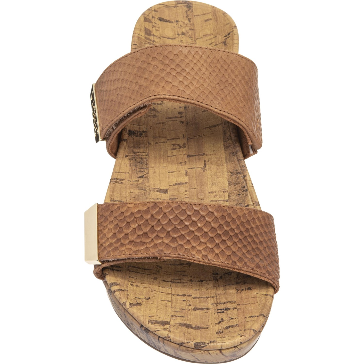 331384c98cd6 Vionic Orthaheel Technology Pepper Wedge Sandals (For Women) - Save 25%
