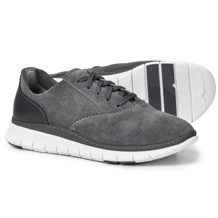 0f393215d7ec Vionic Orthaheel Technology Taylor Sneakers - Suede (For Women) in Charcoal
