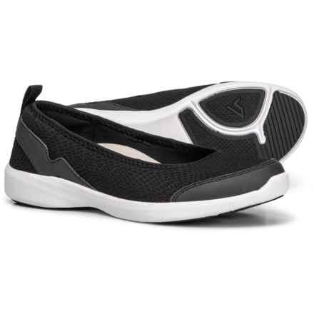 3457cbfab3c Vionic Sena Mesh Sneakers - Slip-Ons (For Women) in Black
