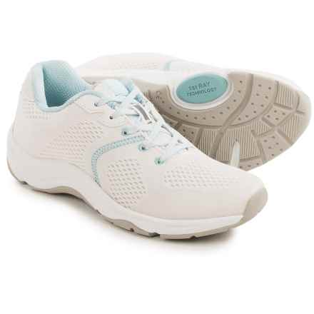 Vionic with Orthaheel Technology Action Emerald Shoes (For Women) in White - Closeouts