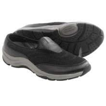 Vionic with Orthaheel Technology Action Heritage Shoes (For Women) in Black - Closeouts