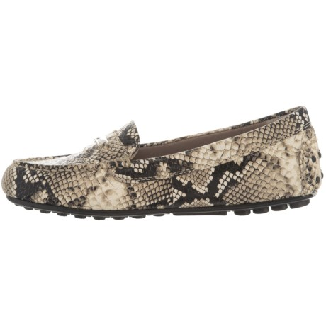 Vionic with Orthaheel Technology Ashby Moccasins - Leather (For Women)
