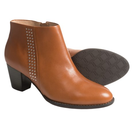 Vionic with Orthaheel Technology Georgia Ankle Boots Suede (For Women)