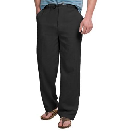 Visitor Linen Lounge Pants For Men