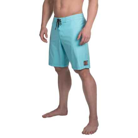 Vissla Stohk Boardshorts (For Men) in Cardinal Blue - Closeouts