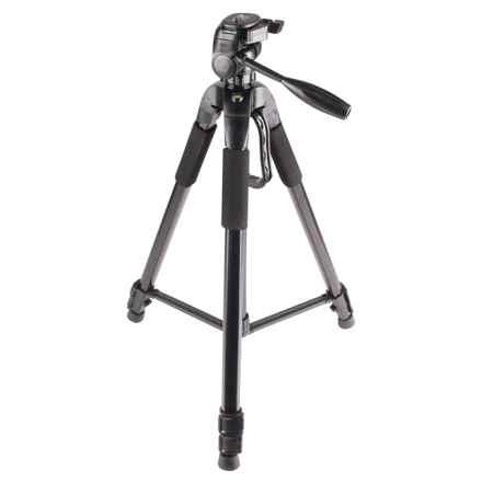 """Vivitar 72"""" Camera Tripod in Black - Closeouts"""