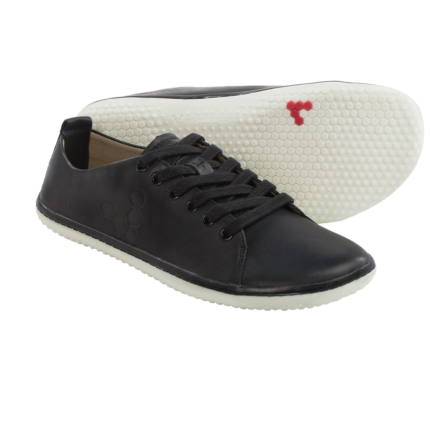Mens Minimalist Shoes Leather