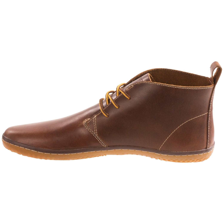 vivobarefoot gobi leather chukka boots for 9437h