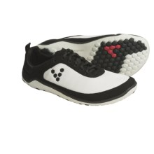 Vivobarefoot Neo Minimalist Cross Training Shoes (For Men) in White/Black - Closeouts